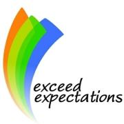 exceeds